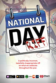 National Day Riff Poster