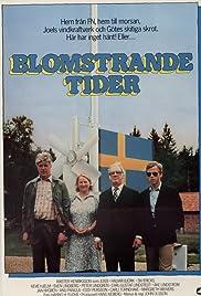 Blomstrande tider Poster
