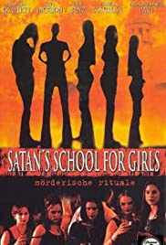 Satan's School for Girls Poster