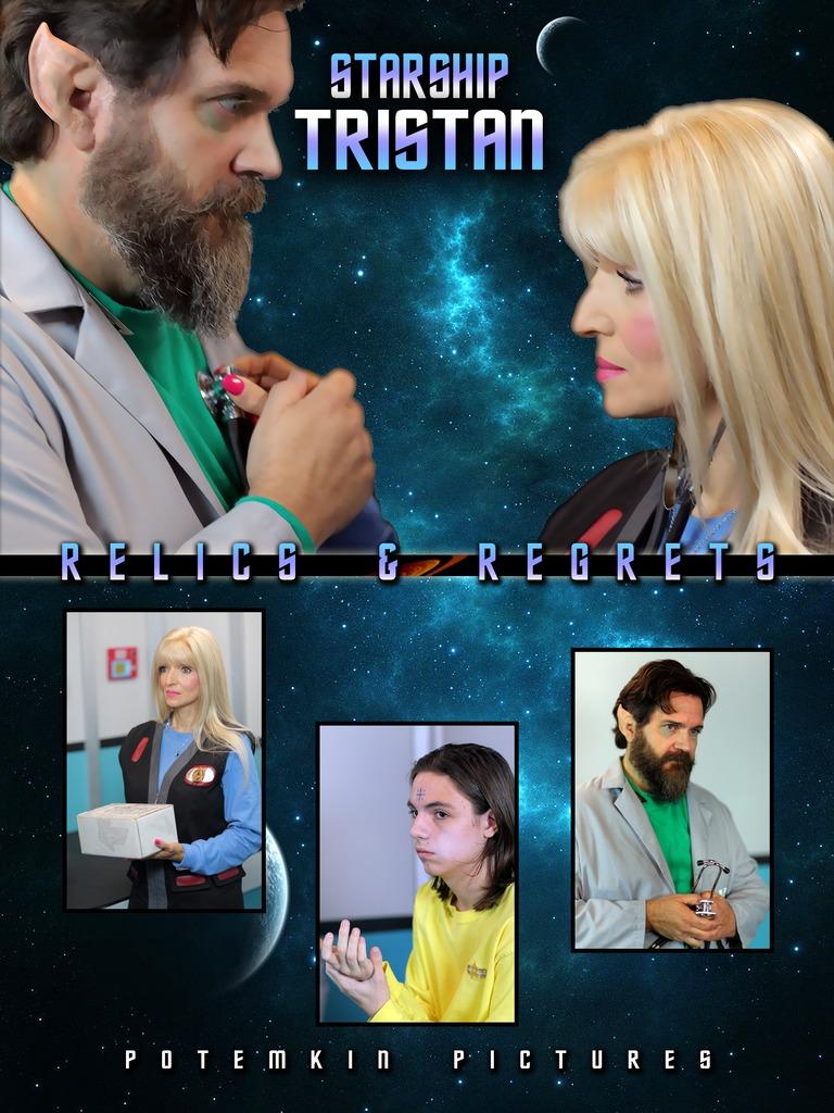 336d12e7d2 Starship Tristan  Relics and Regrets (Video 2016) - IMDb