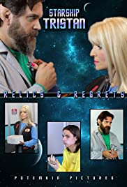 Starship Tristan: Relics and Regrets Poster