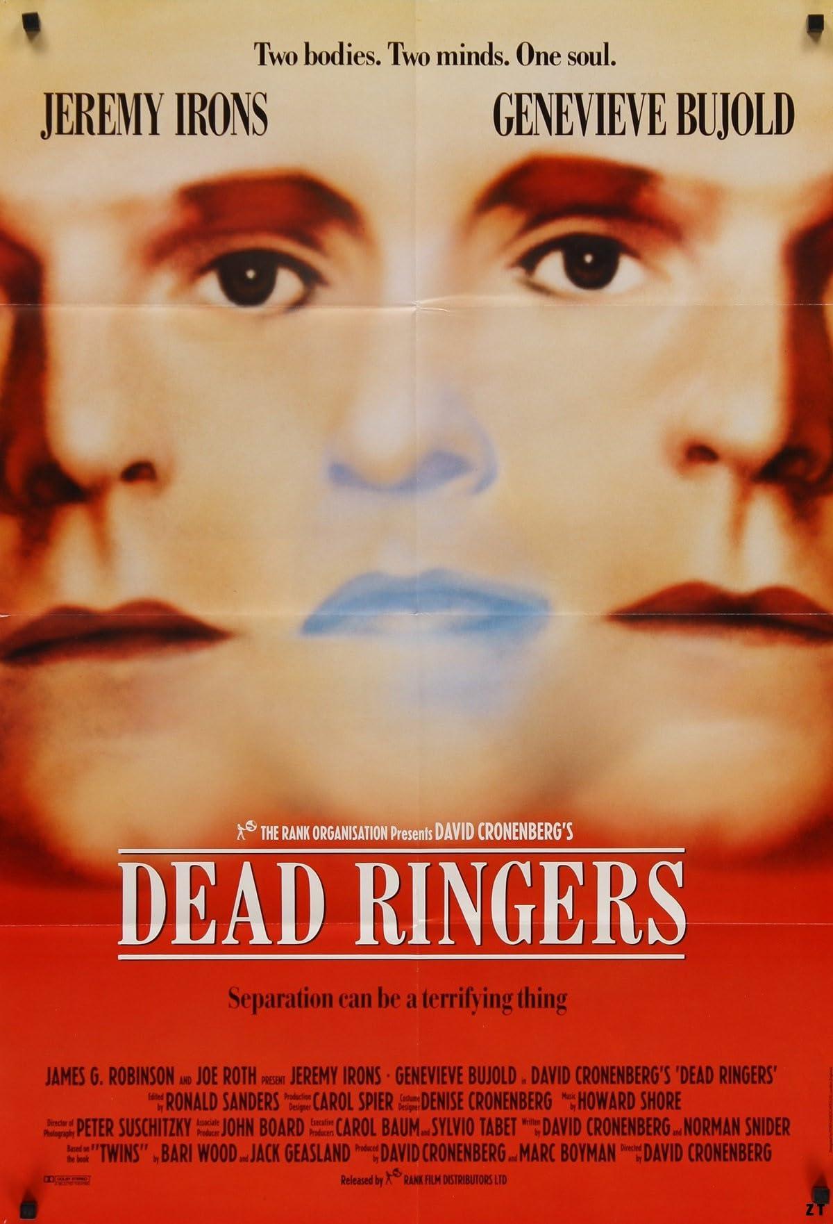 Dead Ringers (1988) Hindi Dubbed