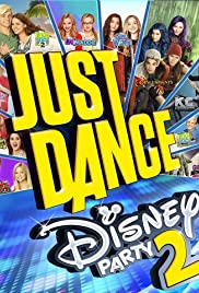 Just Dance: Disney Party 2 Poster