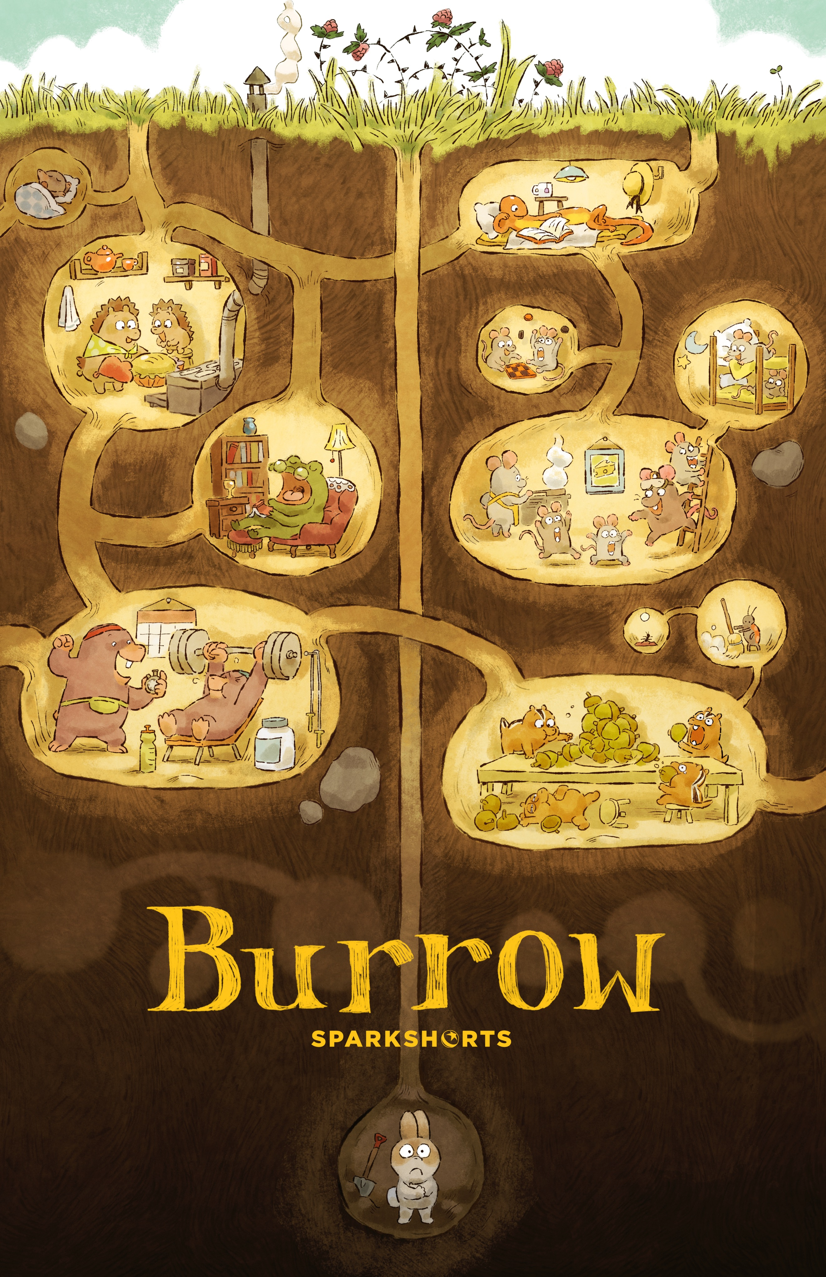watch Burrow on soap2day