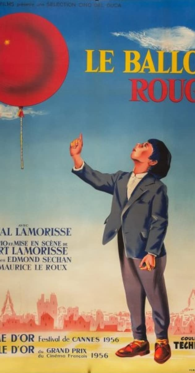 The Red Balloon 1956