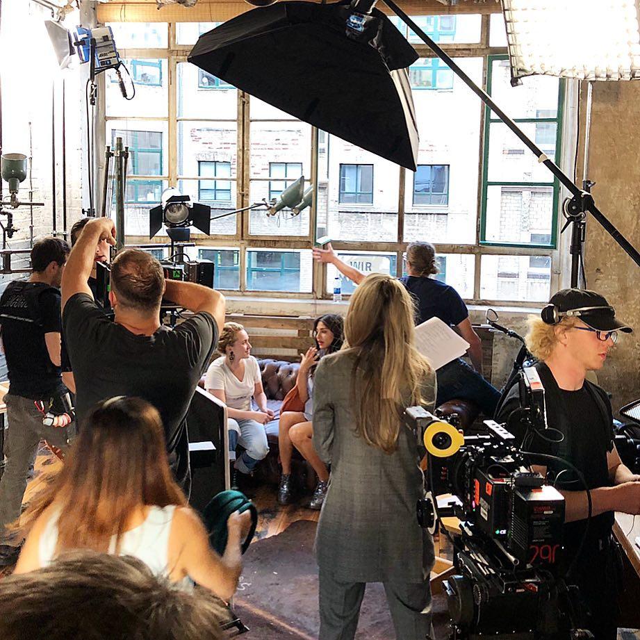 Hayden Panettiere in Berlin, I Love You (2019)