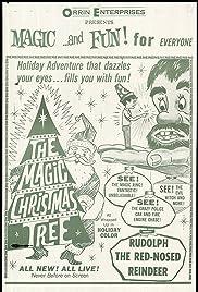 Magic Christmas Tree Poster
