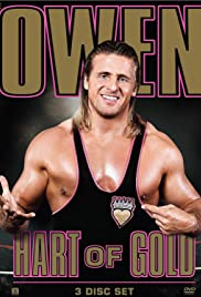 Owen: Hart of Gold Poster