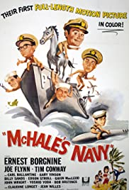McHale's Navy (1964) Poster - Movie Forum, Cast, Reviews