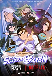 Scissor Seven (2020– )