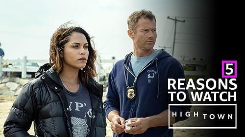 "Monica Raymund's 5 Reasons to Watch Provocative Crime Drama ""Hightown"""