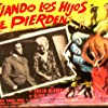 Julio Alemán and Gina Romand in Cuando los hijos se pierden (1963)