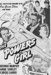 Primary photo for The Powers Girl