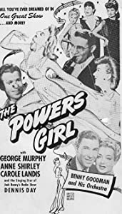 Watch 720p movies The Powers Girl USA [Quad]