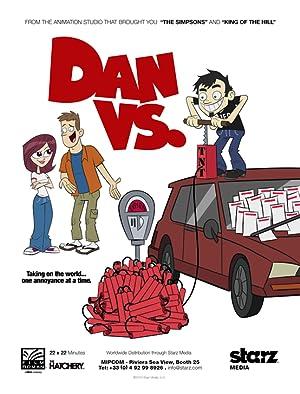 Where to stream Dan Vs.