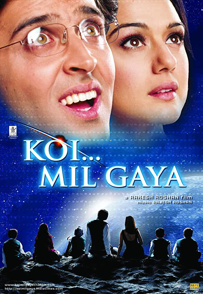 Movie Shot In Uttarakhand in Koi.Mil Gaya (2003)