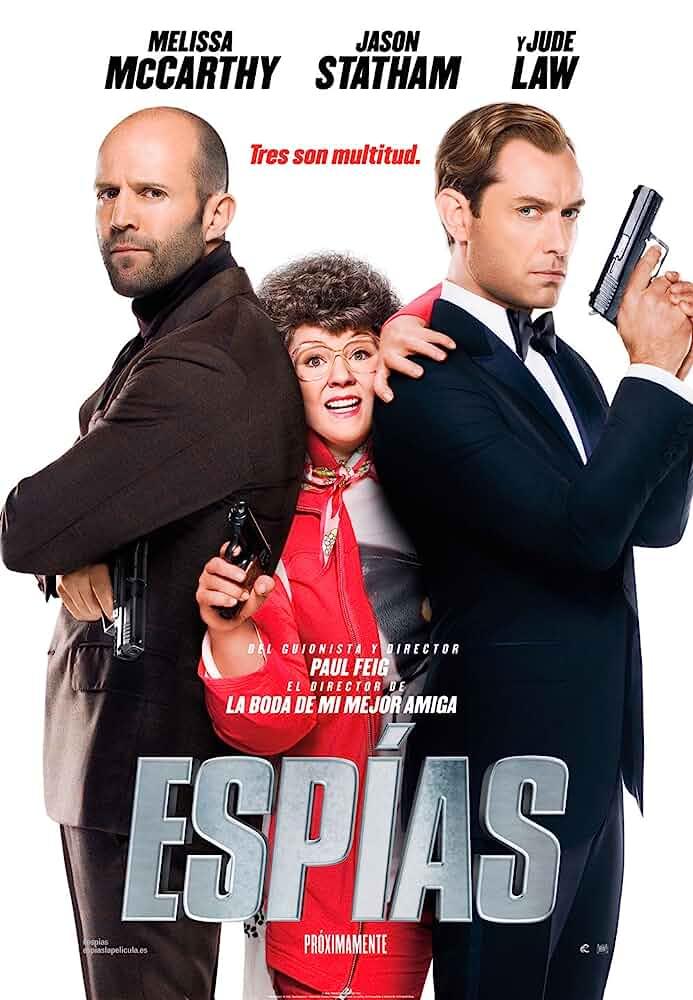 Spy (2015) in Hindi