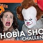 Colleen Ballinger and Tyler Oakley in Spooktober (2017)