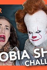 Phobia Shock Challenge Poster