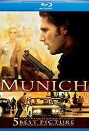 Munich: The On-Set Experience Poster