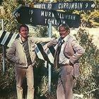 Ray Barrett and Carl Schultz in Goodbye Paradise (1982)