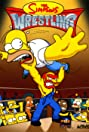 The Simpsons: Wrestling (2001) Poster