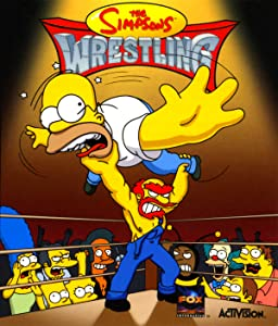 hindi The Simpsons: Wrestling free download
