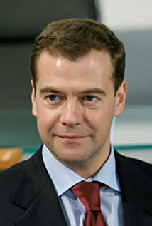 Dmitry Medvedev Picture