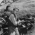 Nick Adams in The Last Wagon (1956)