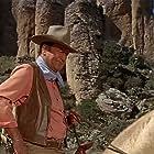 John Wayne in The War Wagon (1967)