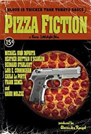 Pizza Fiction Poster