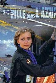 Une fille dans l'azur Poster