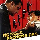 Jean Lefebvre and Lino Ventura in Ne nous fâchons pas (1966)