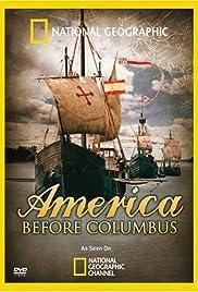 America Before Columbus Poster