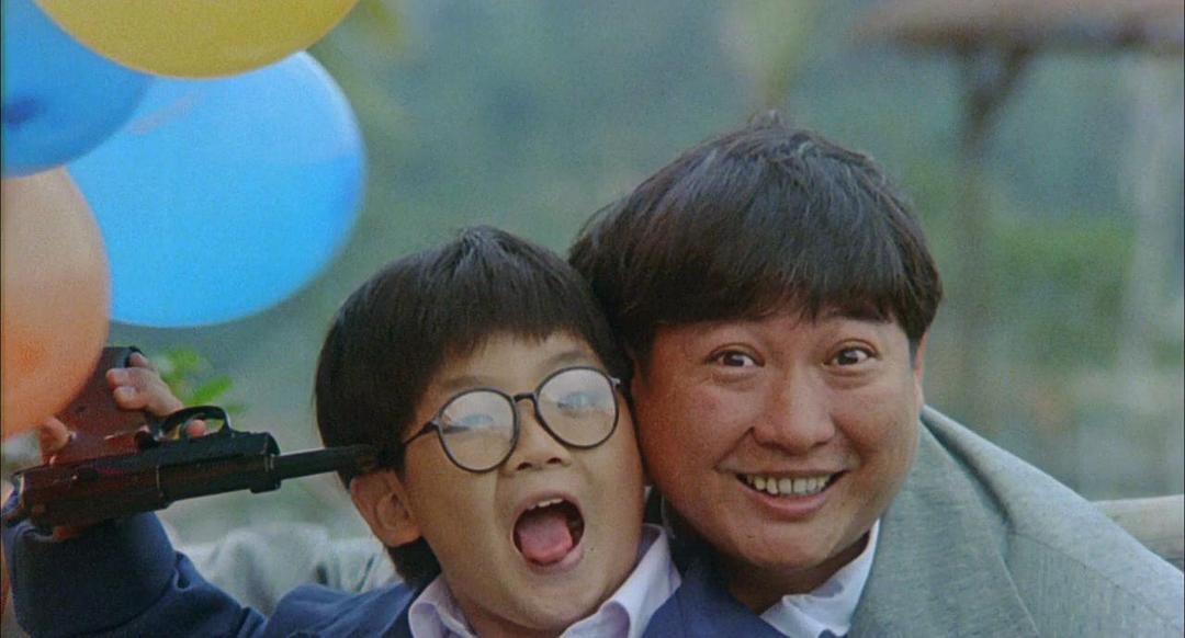 Sammo Kam-Bo Hung in Huo shao dao (1990)