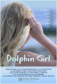 Dolphin Girl Poster
