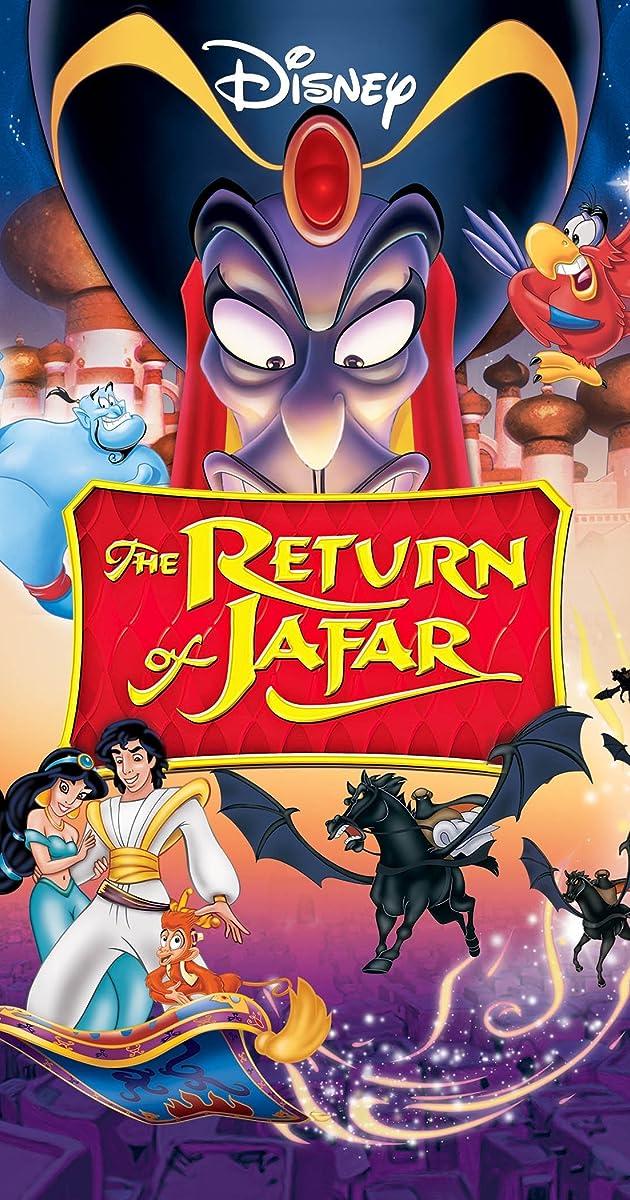 Aladdin and the Return of Jafar (Video 1994) - IMDb