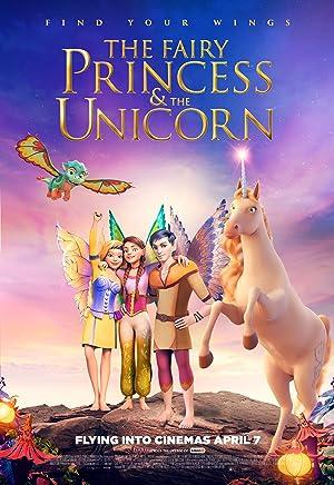 The Fairy Princess & the Unicorn Poster