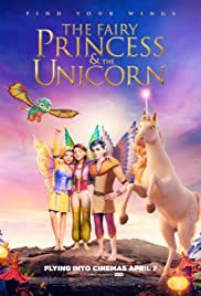 The Fairy Princess & the Unicorn Poster