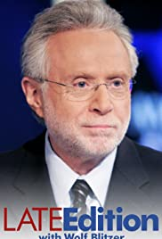 Late Edition with Wolf Blitzer Poster
