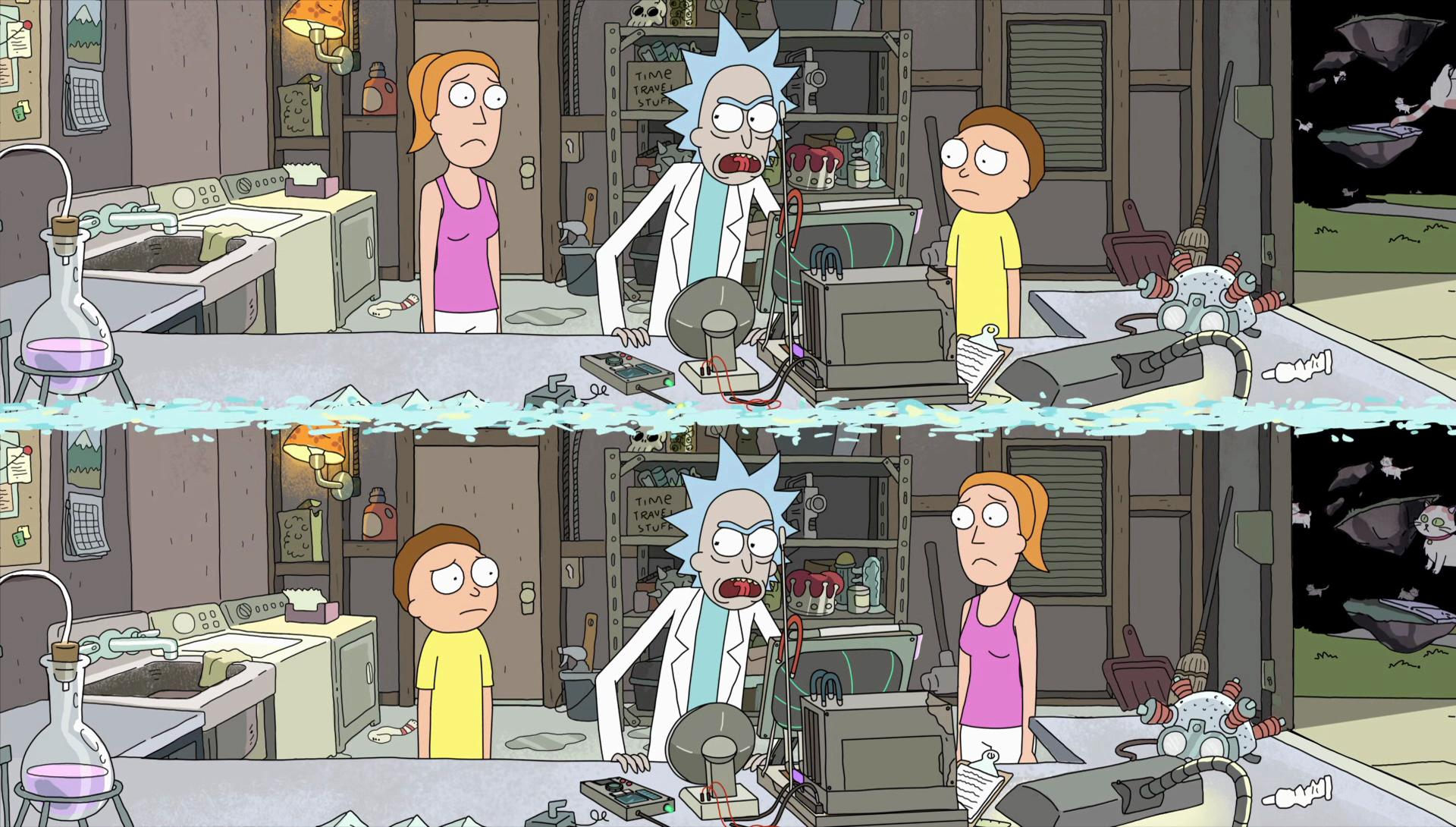 rick and morty season 3 download rar
