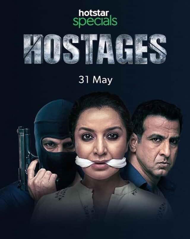 Hostages (2019) Hindi Season 1 Complete
