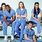 Donald MacLean Jr., Tiera Skovbye, Natasha Calis, Jordan Johnson-Hinds, and Sandy Sidhu in Achilles Heel (2020)