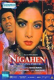 Nigahen: Nagina Part II(1989) Poster - Movie Forum, Cast, Reviews