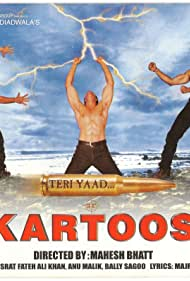 Sanjay Dutt, Jackie Shroff, and Manisha Koirala in Kartoos (1999)
