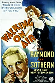 Gene Raymond and Ann Sothern in Walking on Air (1936)
