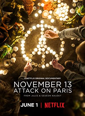 Where to stream November 13: Attack on Paris