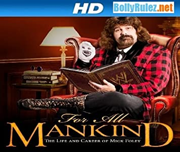 Direct download psp movies WWE for All Mankind: Life \u0026 Career of Mick Foley by Kevin Dunn [640x640]