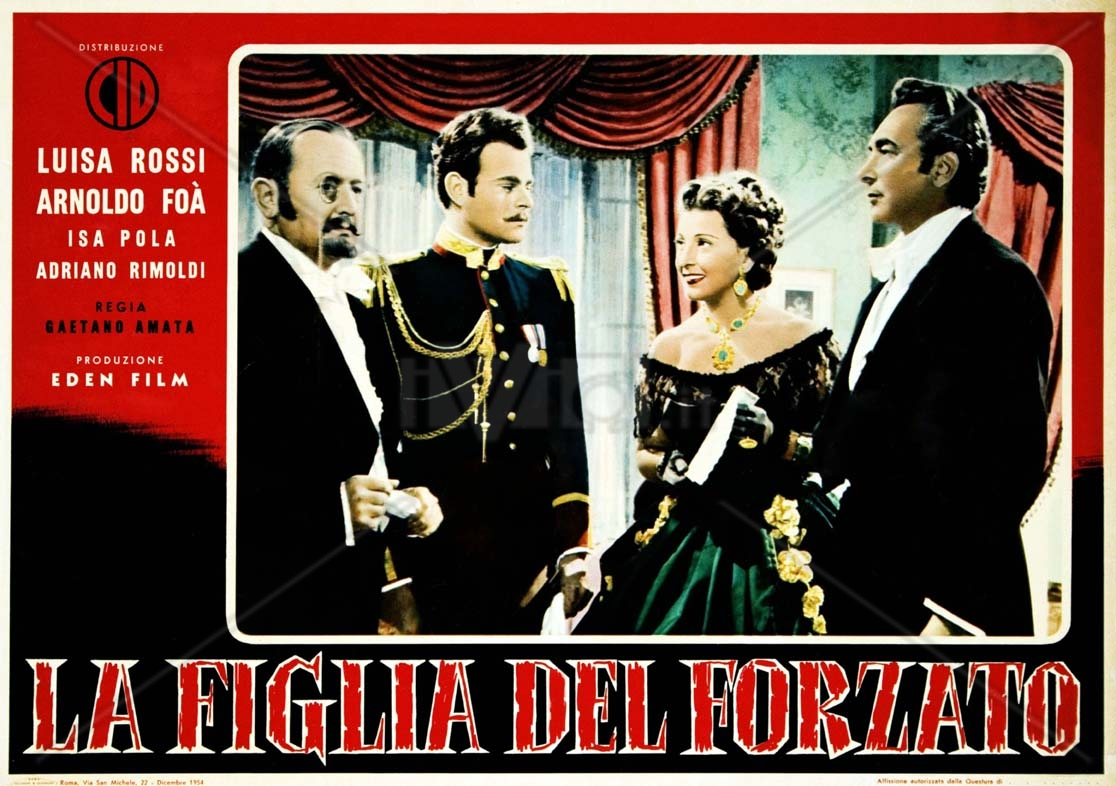 La figlia del forzato (1953)