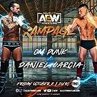 Daniel Garcia and C.M. Punk in All Elite Wrestling: Rampage (2021)